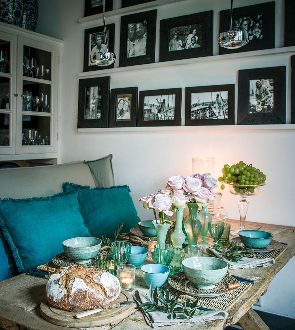 Suzanne Loggere | My Artistic Interiors - eetkamer | Suzanne Loggere